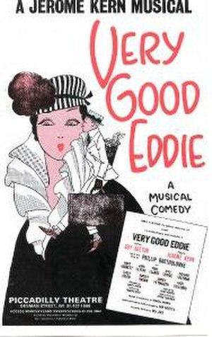 Very Good Eddie - London production.