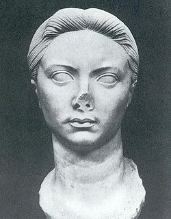 first wife of Emperor Tiberius