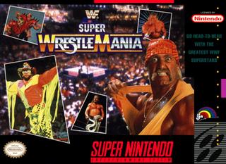 <i>WWF Super WrestleMania</i>