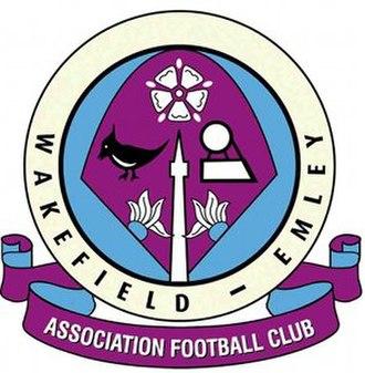 Wakefield F.C. - Wakefield–Emley logo