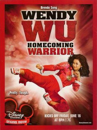 Wendy Wu: Homecoming Warrior - Promotional poster