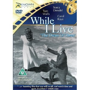 While I Live - UK DVD cover