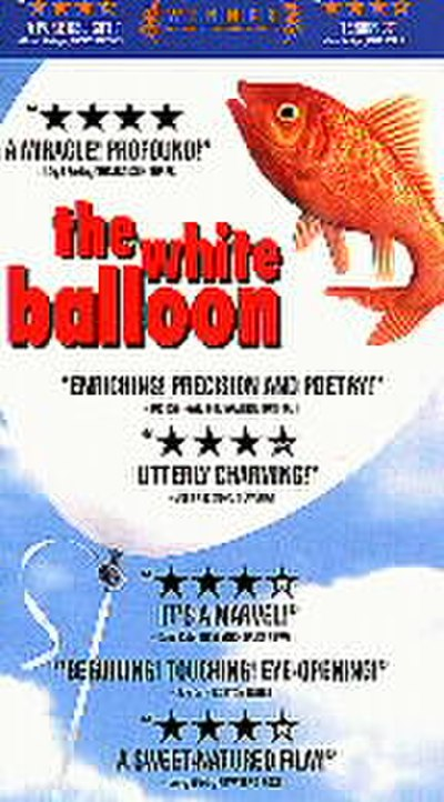 Picture of a movie: The White Balloon