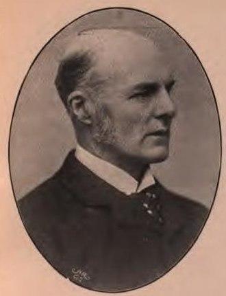 William Garfit - Garfit in 1895.