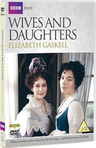 Wives and Daughters (1999 miniseries) - DVD cover