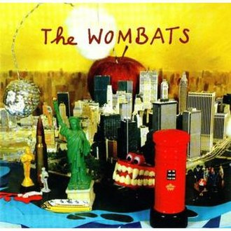 The Wombats (EP) - Image: Wombats EP Cover