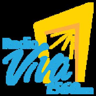 XEJPV-AM - Logo used as Radio Viva