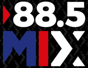 XHIL-FM - Image: XHIL 88.5MIX logo