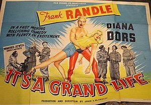 It's a Grand Life - British theatrical poster