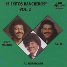 15 Exitos Rancheros, Vol. 2 cover.png