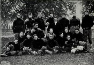 1899 Illinois Fighting Illini football team - Image: 1899 Illinois Fighting Illini football team