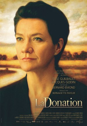 The Legacy (2009 film) - Image: 20090604 donation actu copie 1
