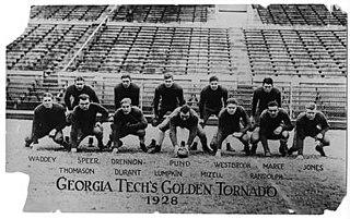 1928 Georgia Tech Golden Tornado football team American college football season