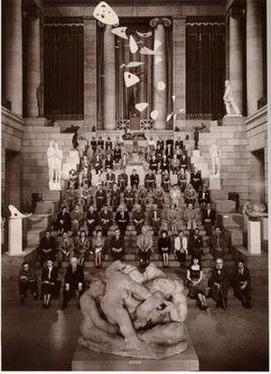 70 Sculptors - Image: 70 Sculptors
