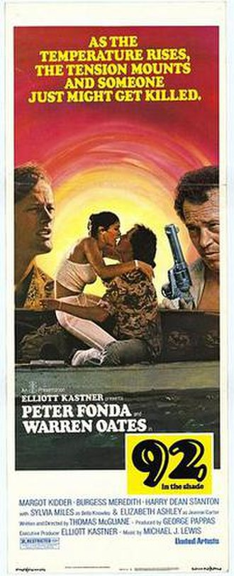 92 in the Shade - Film Poster
