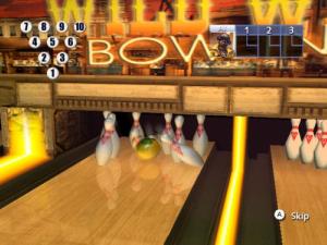 AMF Bowling Pinbusters! - Image: AMF Bowling World Lanes screenshot
