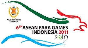 2011 ASEAN Para Games - Image: APGI2011 logo