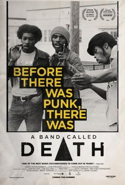 Picture of a movie: A Band Called Death