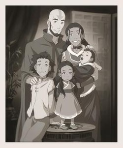 Tenzin The Legend Of Korra Wikivisually