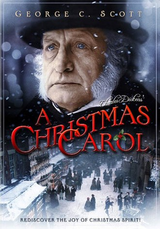 A Christmas Carol (1984 film) - Home video cover