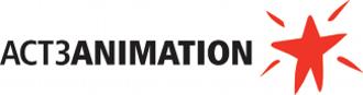 Act3animation - Image: Act 3animation Logo
