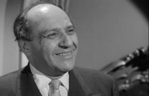 Peter Illing - in The Four Just Men episode, The Prime Minister (1959)