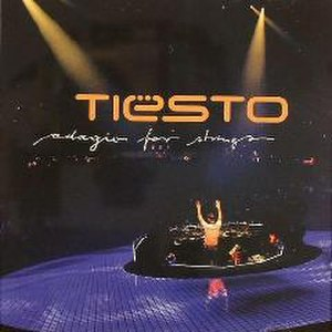 Adagio for Strings (Tiësto song) - Image: Adagio for strings cover