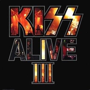 Alive III - Image: Alive III cover