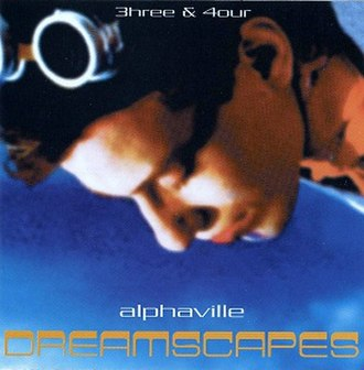 Dreamscapes - The cover of Dreamscapes 3hree and 4our