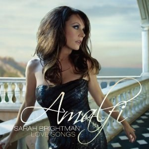 Amalfi – Sarah Brightman Love Songs - Image: Amalfi – Sarah Brightman Love Songs cover