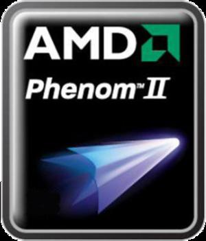 Phenom II - Image: Amd phenon ii.logo