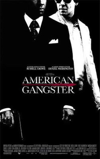 American Gangster (film) - Theatrical release poster