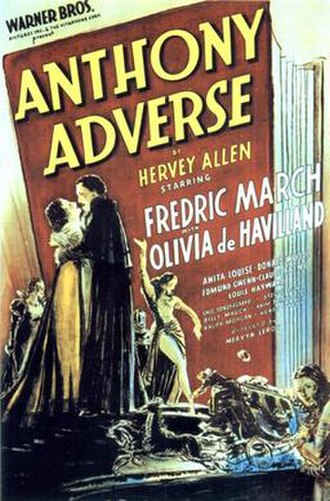 Anthony Adverse - Image: Anthony Adverse