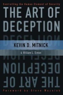 Art of Deception Kevin Mitnick