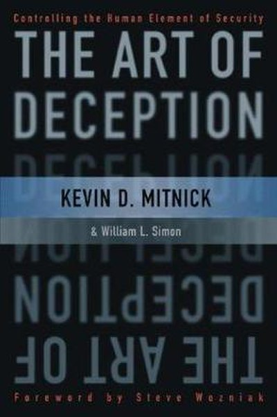 Picture of a book: The Art Of Deception