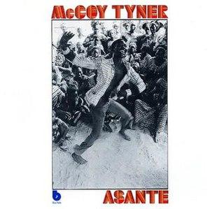 Asante (album) - Image: Asante (album)