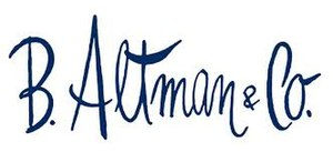 B. Altman and Company - Image: B. Altman Logo