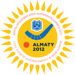 2012 Bandy World Championship - Image: BWC 2012 Logo