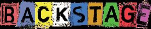 Backstage (2016 TV series) - Image: Backstage (2016 TV series) logo