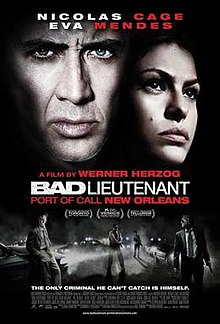 Bad Lieutenant: Port of Call New Orleans full movie watch online free (2009)