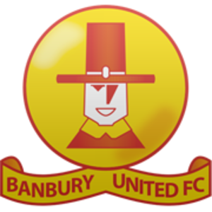 Banbury United F.C. - Image: Banbury United Logo