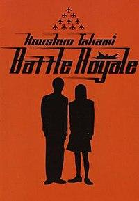 Battle Royale – English translation cover