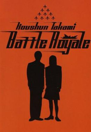 Battle Royale (novel) - Cover of the first English-language edition.