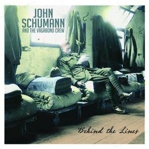 Behind the Lines (John Schumann album) - Image: Behindthelinesalbumc over
