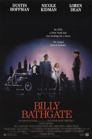 Billy Bathgate (film) - Original Theatrical Poster