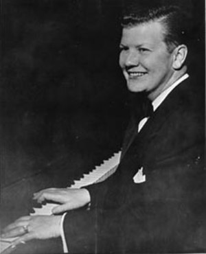 Billy Tipton - Tipton at the piano