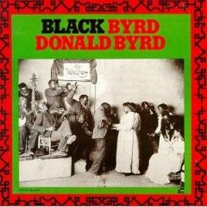 Black Byrd - Image: Black Byrd