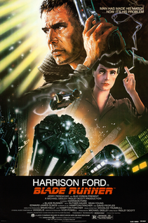 <i>Blade Runner</i> 1982 science fiction film directed by Ridley Scott