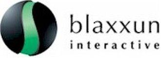 Blaxxun - Image: Blaxxun logo