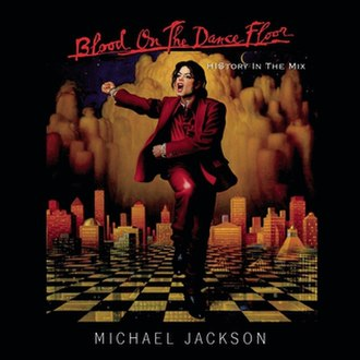 Blood on the Dance Floor: HIStory in the Mix - Image: Blood on the dancefloor